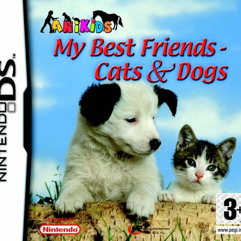My Best Friends Cats & Dogs