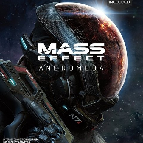Mass Effect Andromeda (code in a box)