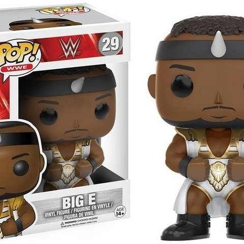 WWE Pop Vinyl: Big E