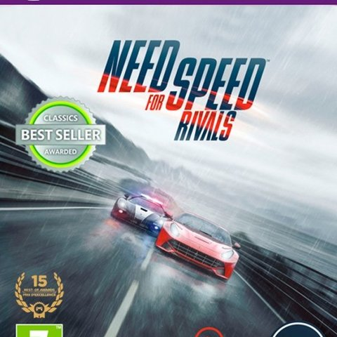 Need for Speed Rivals (classics)