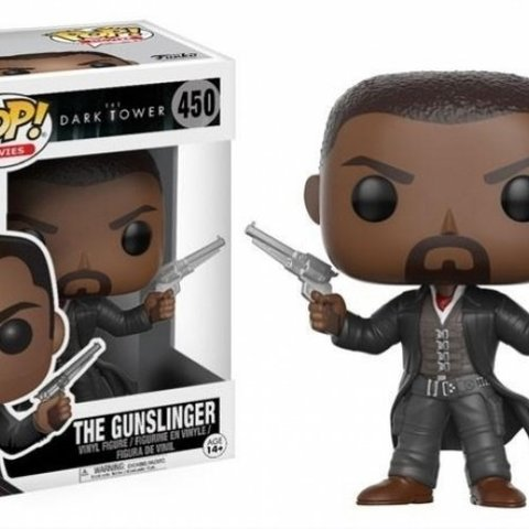 The Dark Tower Pop Vinyl: The Gunslinger