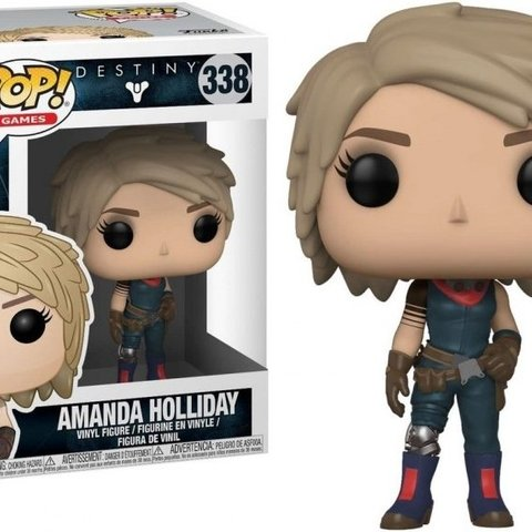 Destiny Pop Vinyl: Amanda Holliday