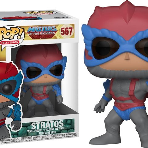Masters of the Universe Pop Vinyl: Stratos