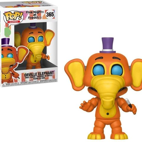 Five Nights at Freddy's Pizzeria Simulator Pop Vinyl: Orville Elephant