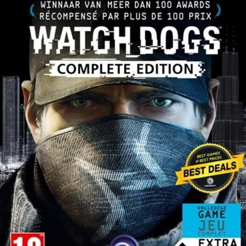 Watch Dogs Complete Edition (greatest hits)