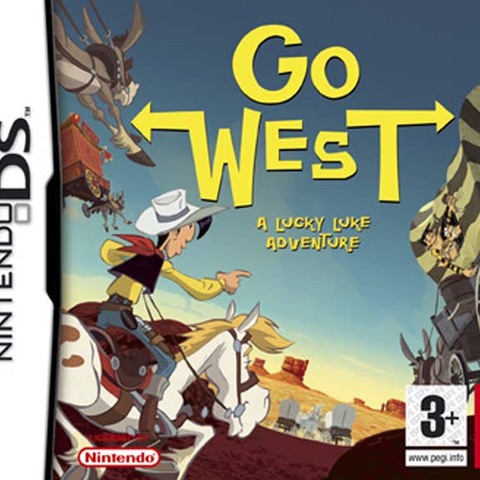 Lucky Luke Go West!