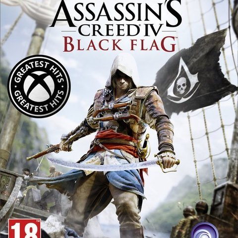 Assassin's Creed 4 Black Flag (greatest hits)