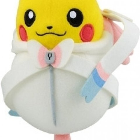 Pokemon Pluche - Pikachu Sleeping Bag Sylveon