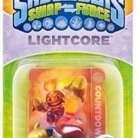 Skylanders Swap Force - Countdown (Lightcore)