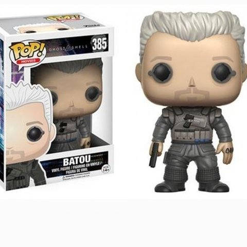 Ghost in the Shell Pop Vinyl: Batou