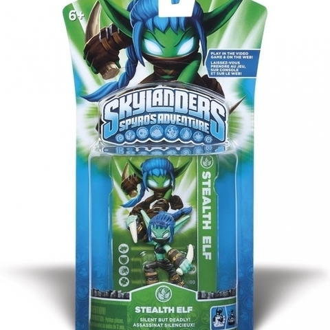 Skylanders - Stealth Elf