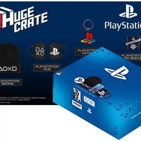 Playstation Fan Box