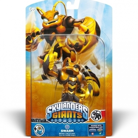 Skylanders Giants - Swarm