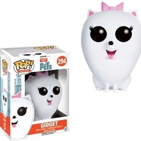 The Secret Life of Pets Pop Vinyl: Gidget
