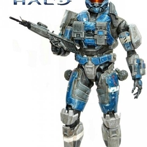 Halo: Commander Carter 1:6 Scale Collectible Figure