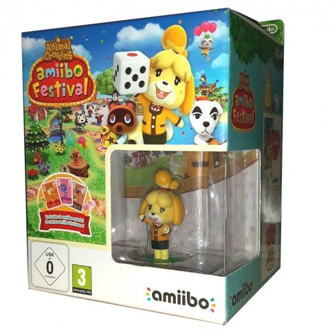 Animal Crossing Amiibo Festival Bundel (+ 1 Amiibo)