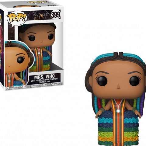 Disney A Wrinkle in Time Pop Vinyl: Mrs. Who