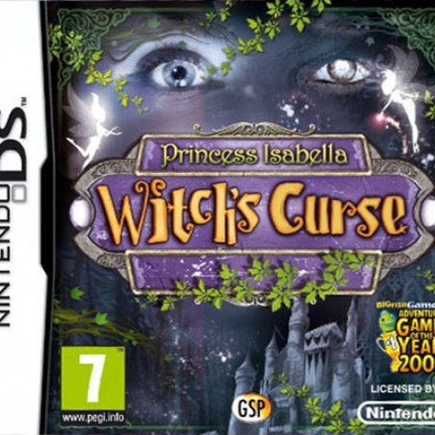Princess Isabella A Witch's Curse