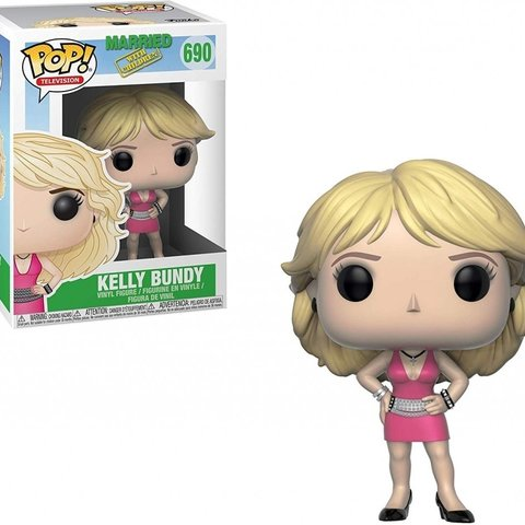 Married with Children Pop Vinyl: Kelly Bundy