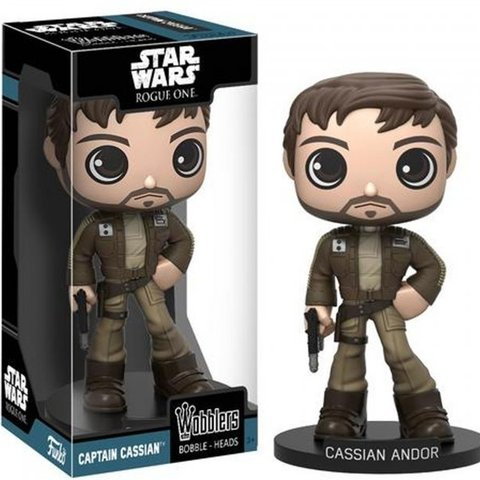 Star Wars Rogue One Wobblers - Captain Cassian
