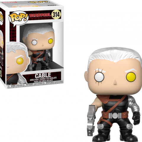 Deadpool Pop Vinyl: Cable