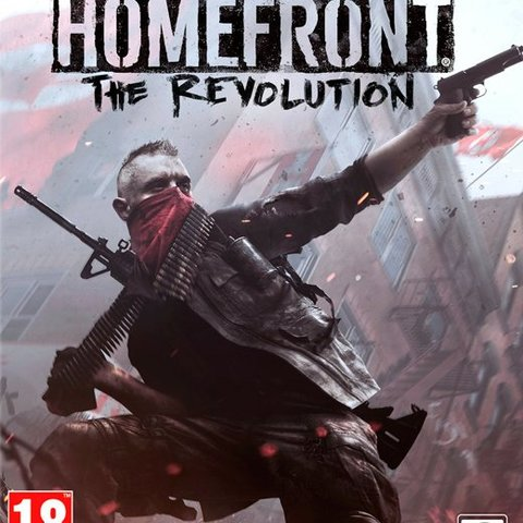 Homefront the Revolution + pre-order DLC