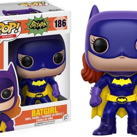 Batman Classic Tv Series Pop Vinyl: Batgirl