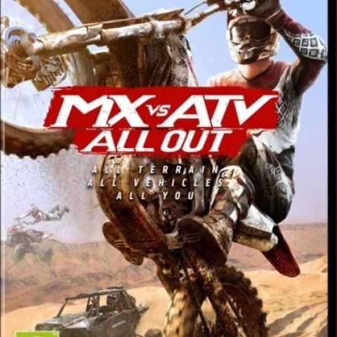 MX vs ATV All-Out