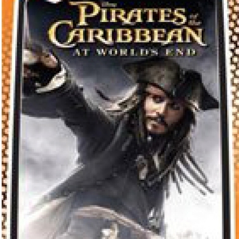 Pirates of the Caribbean Worlds End (essentials)