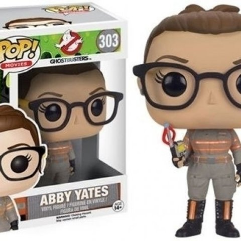 Ghostbusters Pop Vinyl: Abby Yates
