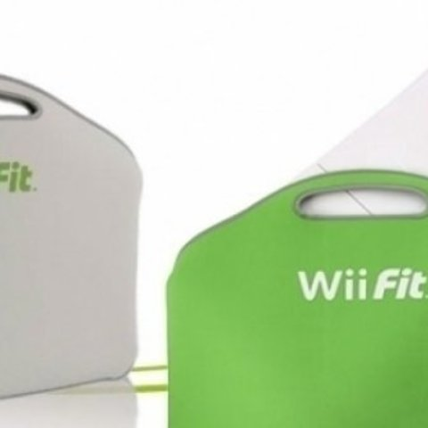 Wii Fit Storage & Protection Case for Wii Balance Board
