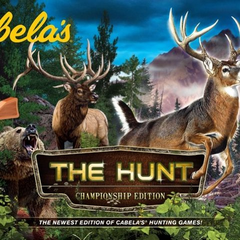 Cabela's The Hunt + Hunting Rifle