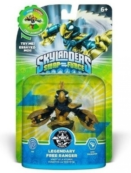 Skylanders Swap Force - Legendary Free Ranger