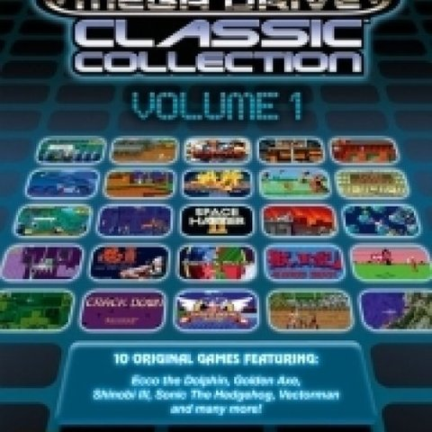 Sega Mega Drive Classic Collection (Volume 1)