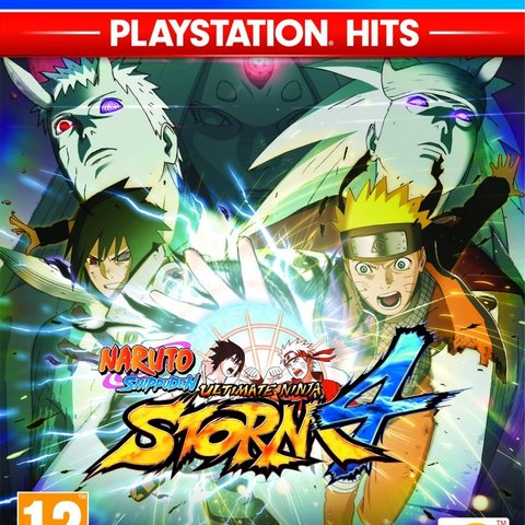 Naruto Ultimate Ninja Storm 4 (Playstation Hits)