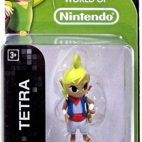 World of Nintendo Mini Figure - Tetra