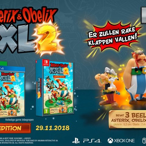 Asterix & Obelix XXL 2 (Limited Edition)