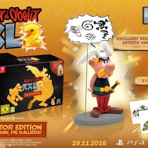 Asterix & Obelix XXL 2 (Collector's Edition)