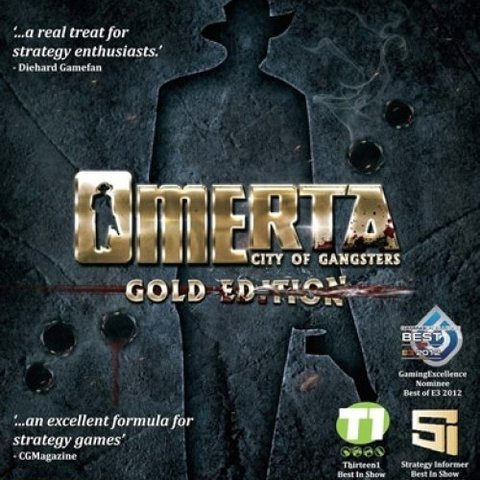 Omerta City of Gangsters Gold Edition