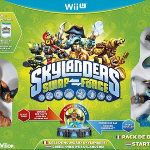 Skylanders Swap Force Starterpack