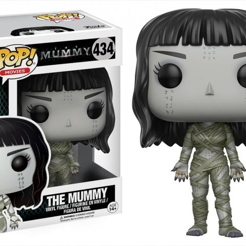 The Mummy Pop Vinyl: The Mummy