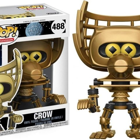 Mystery Science Theater 3000 Pop Vinyl: Crow