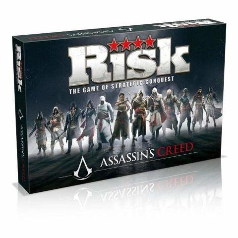 Assassin's Creed Risk Board Game