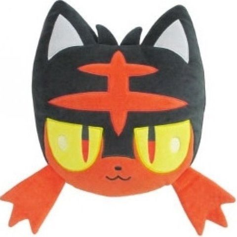 Pokemon Pluche Pillow - Litten