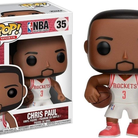 NBA Pop Vinyl: Chris Paul