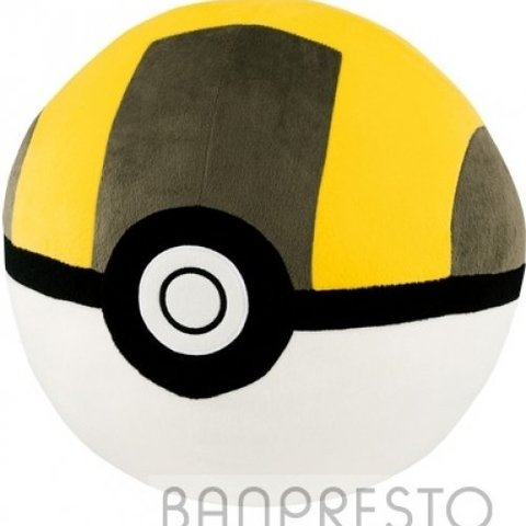 Pokemon Pluche Pillow - Ultra Ball