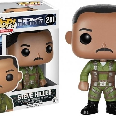 Independence Day Pop Vinyl: Steve Hiller