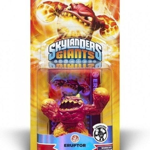 Skylanders Giants - Eruptor (Lightcore)