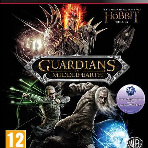 Guardians of Middle-Earth (code in a box)