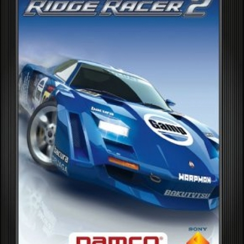 Ridge Racer 2 (platinum)